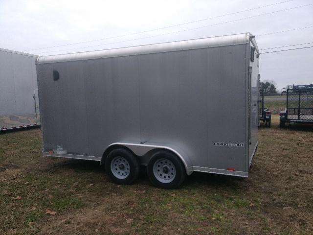 2016 Pace American CS7X14TE2 Enclosed Cargo Trailer