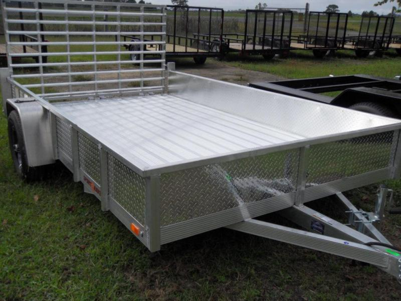 2019 Sport Haven AUT 712D Utility Trailer
