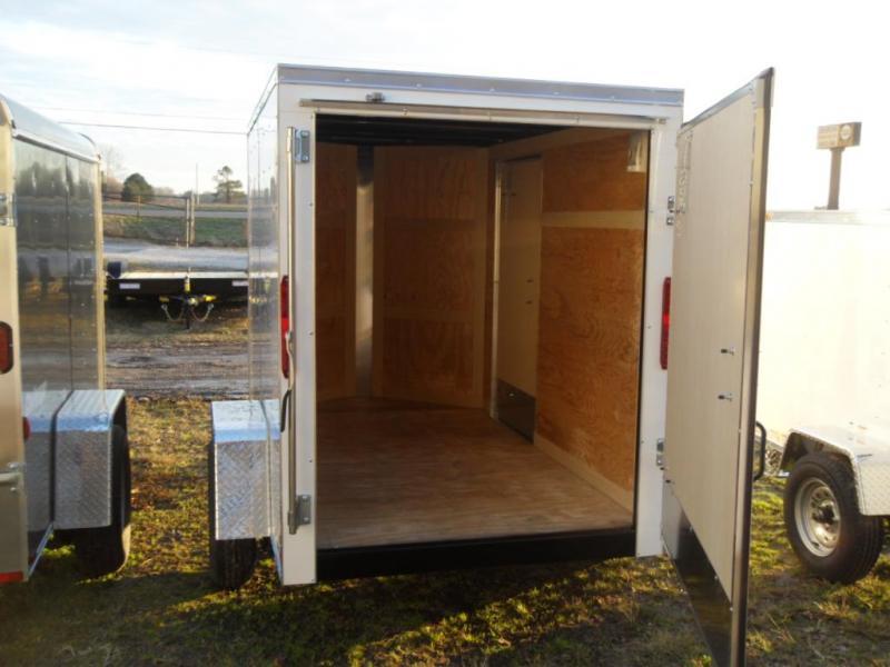 2019 Homesteader 508IS Enclosed Cargo Trailer