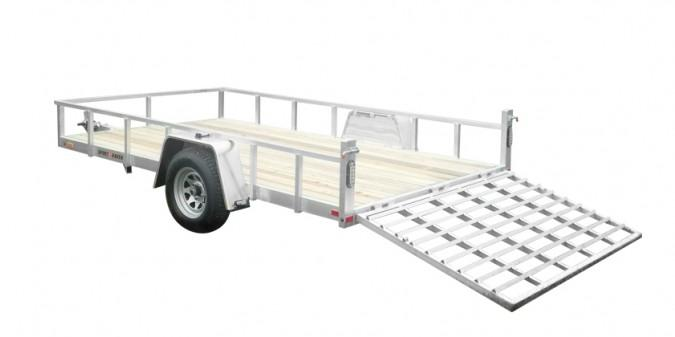 2019 Sport Haven AUT 712 Utility Trailer