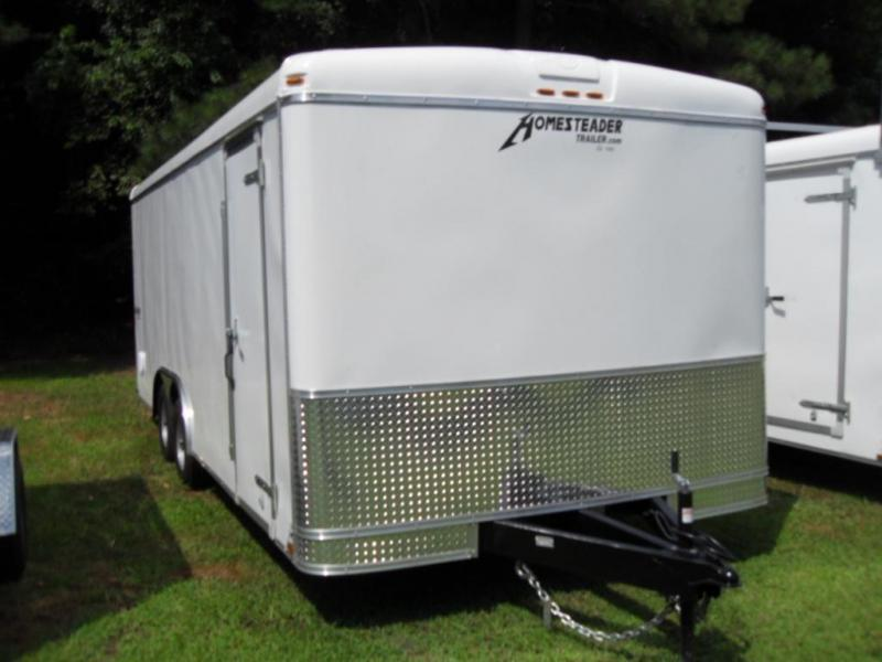 2020 Homesteader 820CT Enclosed Cargo Trailer