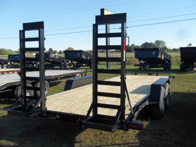 2019 Quality Trailers DH 20-PRO15K Equipment Trailer