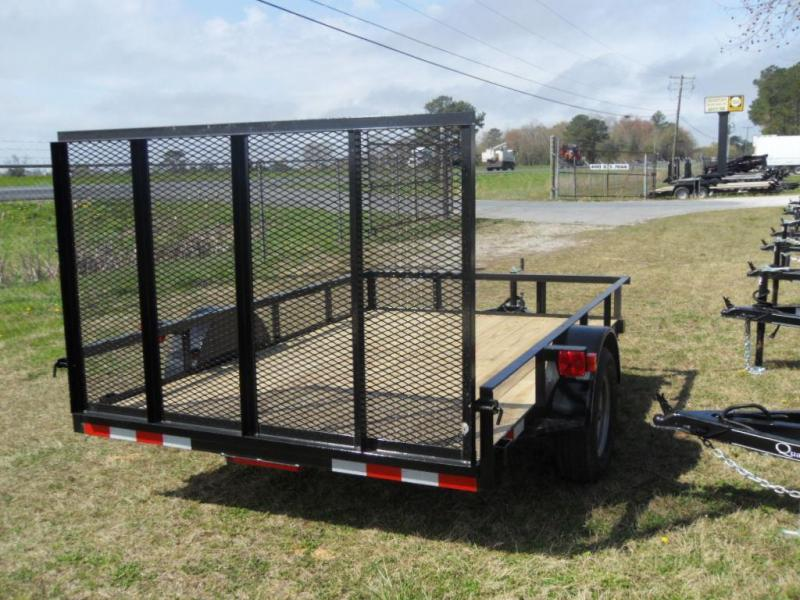 2019 Quality Trailers 6X10 Gen Series Utility Trailer