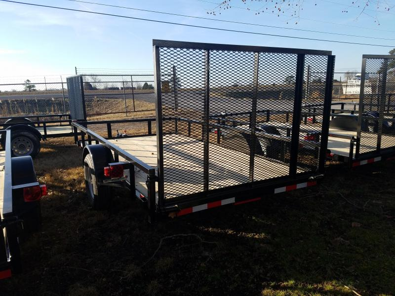 2019 Quality Trailers 6X12 Pro Series Utility Trailer