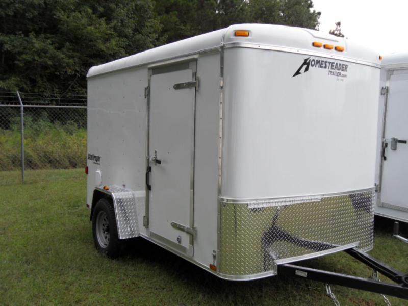2019 Homesteader 612CS Enclosed Cargo Trailer