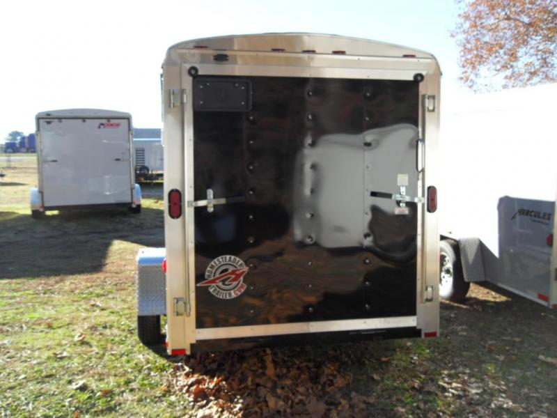 2019 Homesteader 612CS Enclosed Cargo Trailer