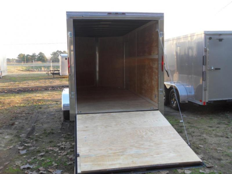 2019 Homesteader 716IT Enclosed Cargo Trailer