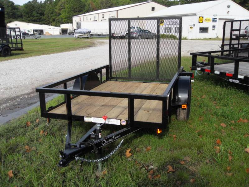 2019 Quality Trailers 5X8 Pro Series Utility Trailer