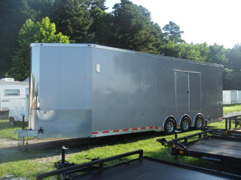 2013 Aluminum Trailer Company ATC8-6X28 Enclosed Cargo Trailer