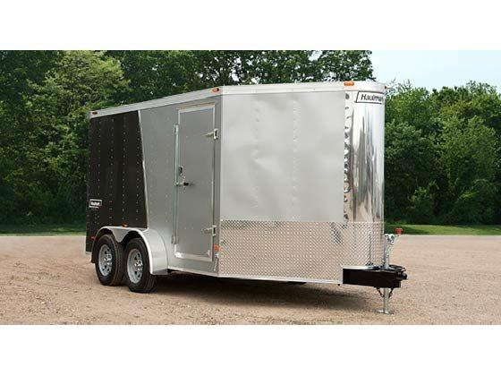 2016 Haulmark FVN7X22WT5 Enclosed Cargo Trailer