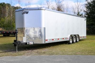 2016 Shadow 32' Toy Hauler Car / Racing Trailer