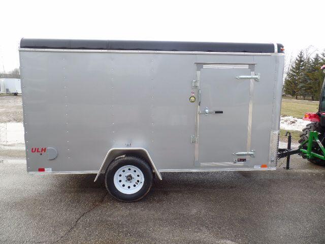 2018 United ulh-612ta35-s tandem axle/side door/barn doors