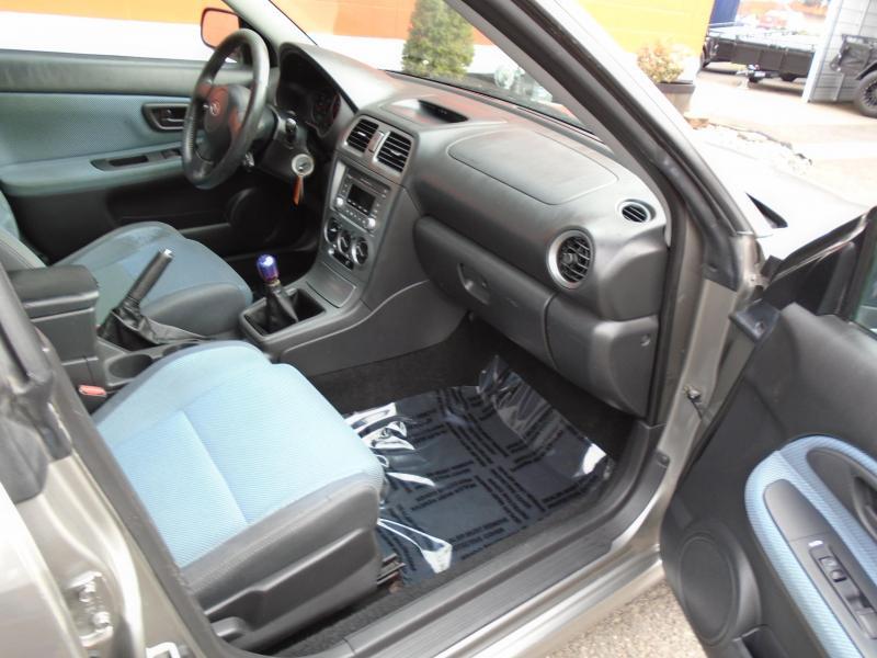 2006 Subaru IMPREZA SPORT Car