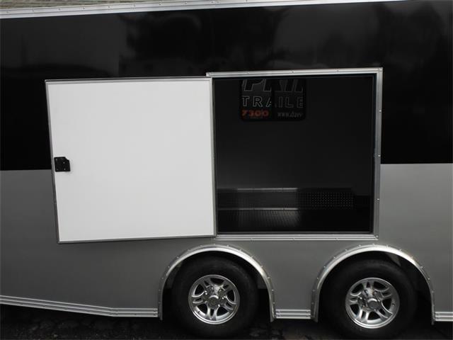 2017 CargoPro 8.5X24 Spread Axles Car Hauler
