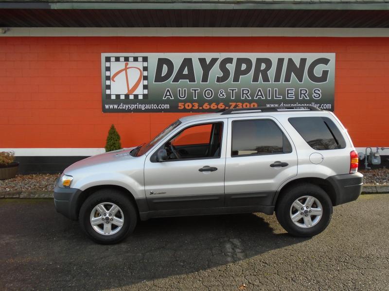2007 Ford ESCAPE SUV HYBRID