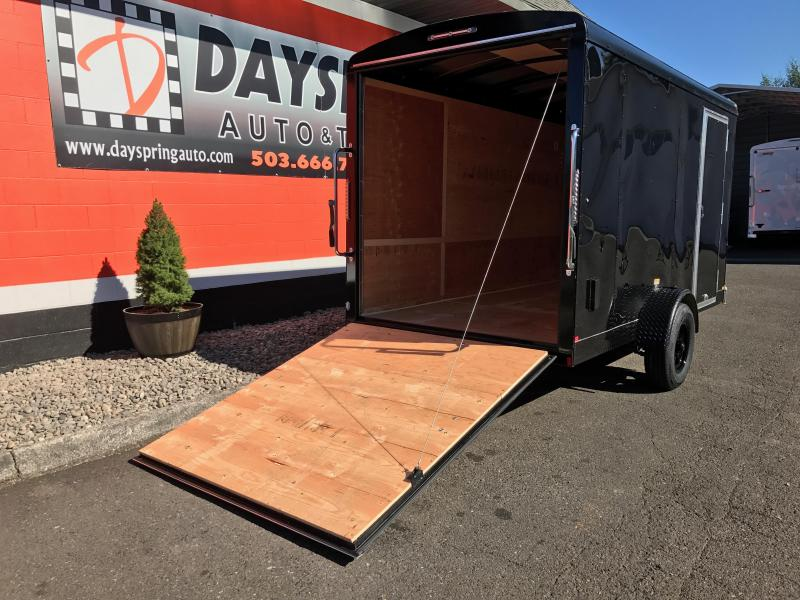 2017 Mirage Trailers MXL612SA Enclosed Cargo Trailer