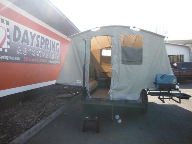 2017 Jumping Jack Trailers JT6X12X12 Folding Camper