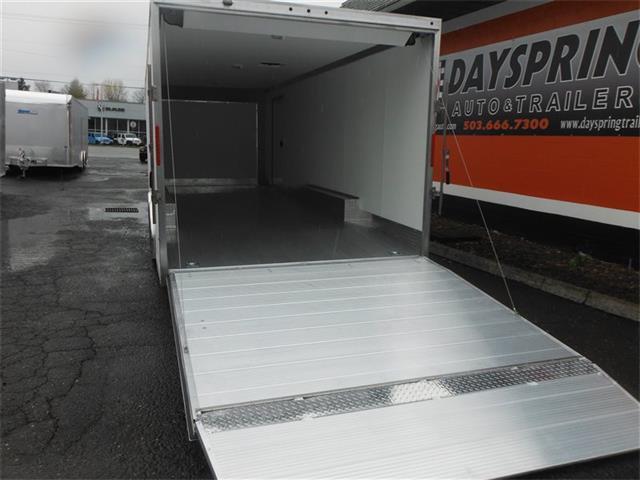 2017 ALCOM CargoPro 8.5X20 Spread Axles Car Hauler