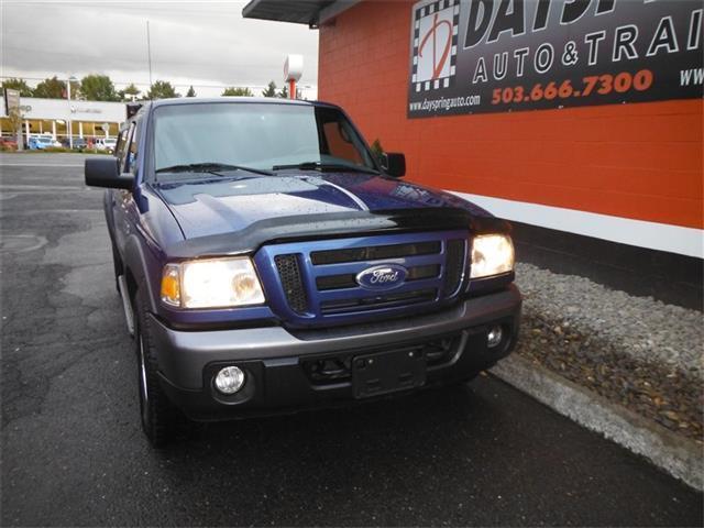 2008 Ford Ranger FX4 4-Door Truck