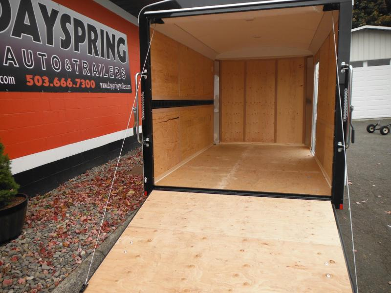 2018 Mirage Trailers MXL712SA Enclosed Cargo Trailer