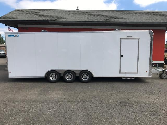 2017 CargoPro 8.5X26 Triple Axle Enclosed Trailer
