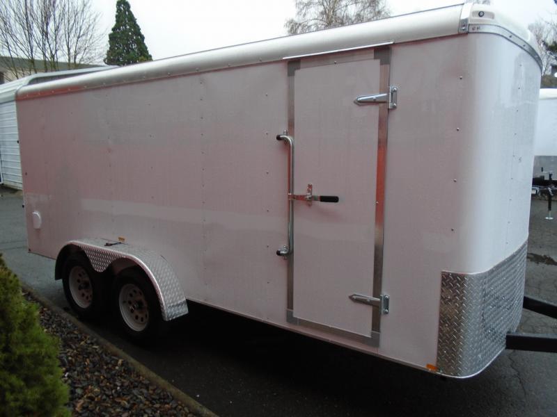 2018 Mirage Trailers MXL716TA2 Enclosed Cargo Trailer