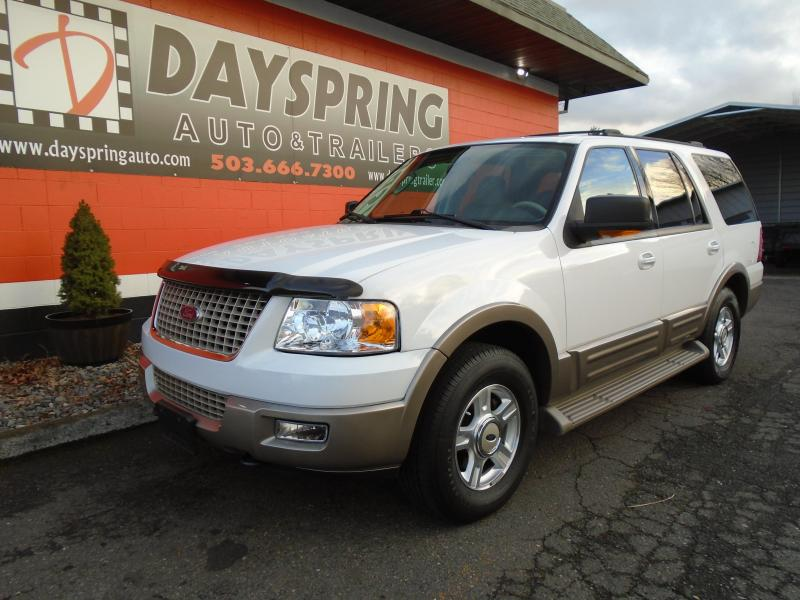 2003 FORD EXPEDITION EDDIE BAUER