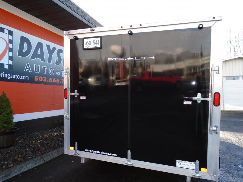 2016 CargoPro Trailers C8X16UTV-LM Enclosed Cargo Trailer
