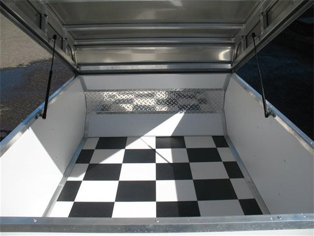 2015 ALCOM CargoPro 4X6 Enclosed Trailer