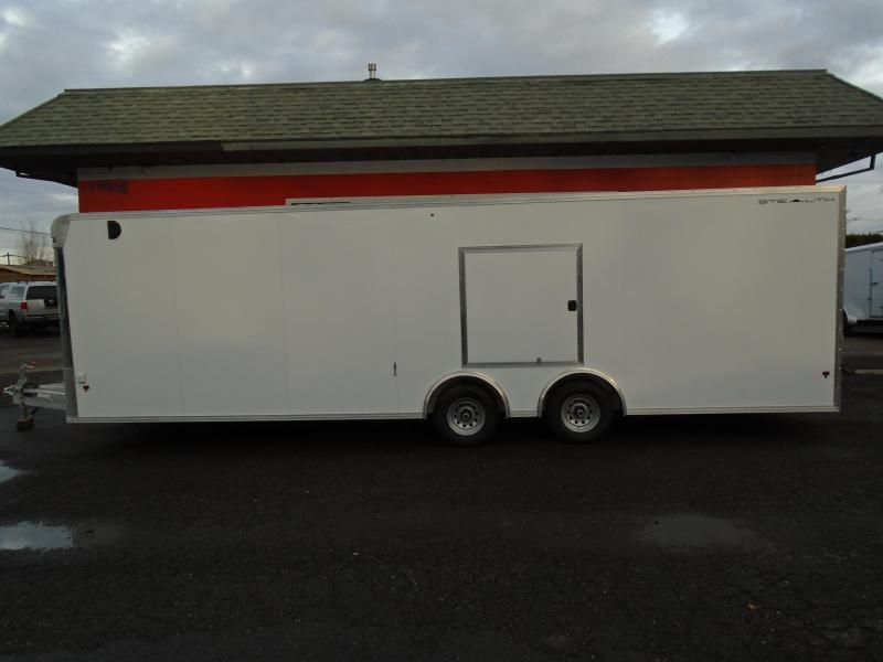 2018 CargoPro Trailers STEALTH Car / Racing Trailer