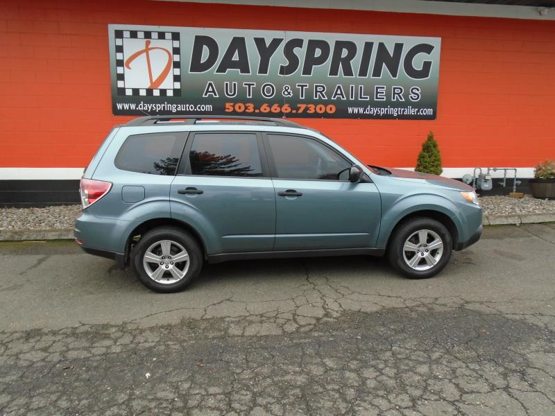 2011 Subaru FORESTER Car