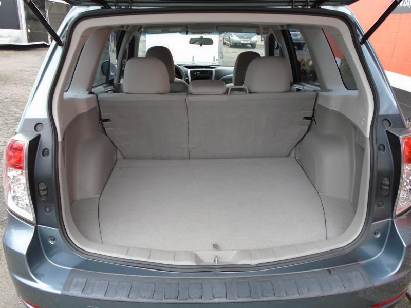 2011 Subaru FORESTER Car