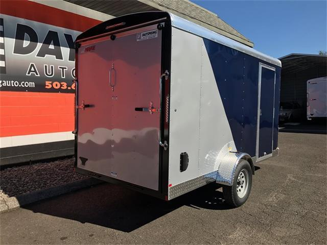 2017 Mirage Trailers 6 x 12 Enclosed Cargo Trailer