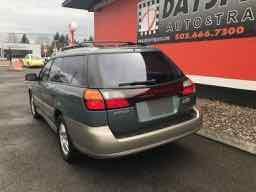 2001 Subaru OUTBACK Car