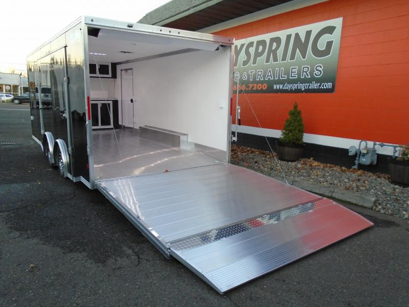 2018 CargoPro Trailers C8.520CH-LM Car / Racing Trailer