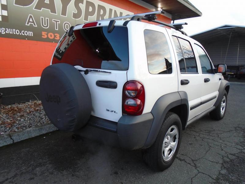 2007 Jeep LIBERTY SUV