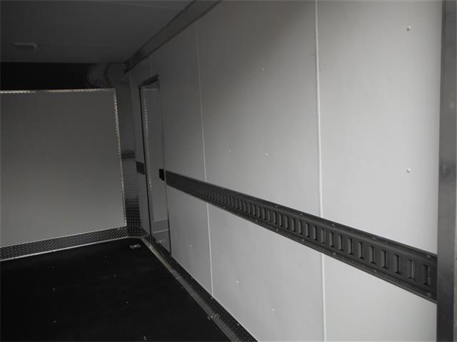 2016 ALCOM Stealth 7X14 All Aluminum Enclosed Trailer