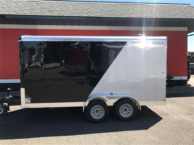 2017 Mirage Trailers 7 x 16 Enclosed Cargo Trailer