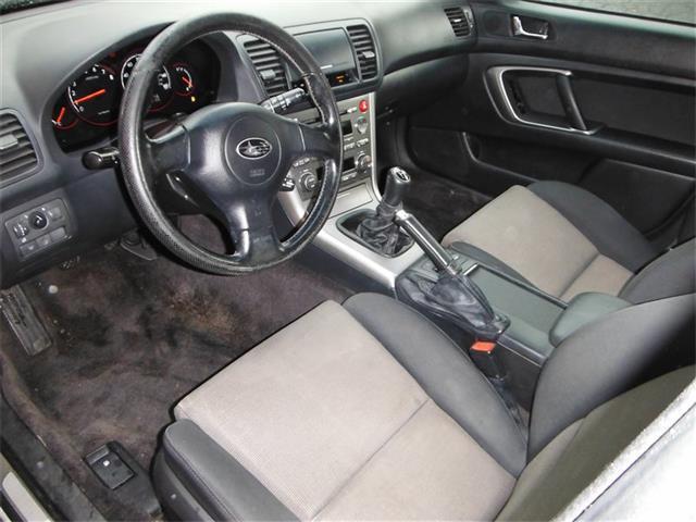 2005 Subaru Outback 2.5 XT 4-Door Wagon
