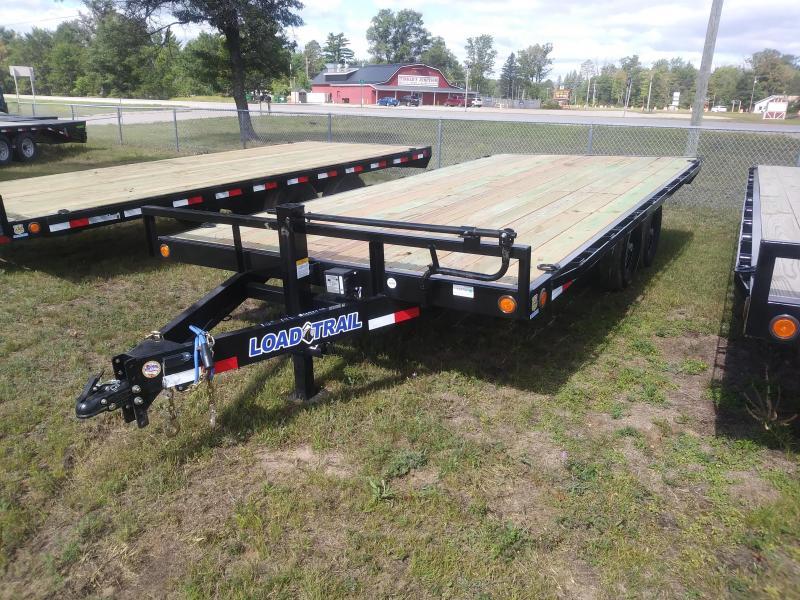 2020 Load Trail DK14 - Deck Over 102 x 18 Equipment Trailer
