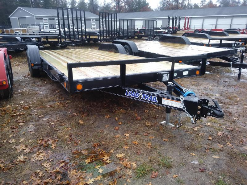 "2019 Load Trail Carhauler 83"" x 20' Car / Racing Trailer"