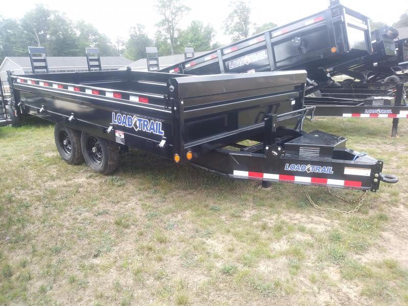 2020 Load Trail DZ14 96 x 14 Dump Trailer