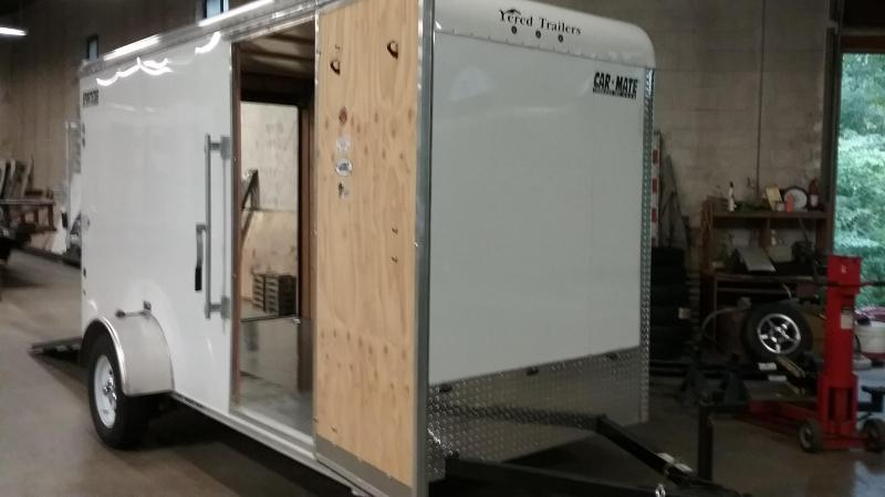 2016 Cargo Mate 2016 Carmate 612 cargo Enclosed Cargo Trailer