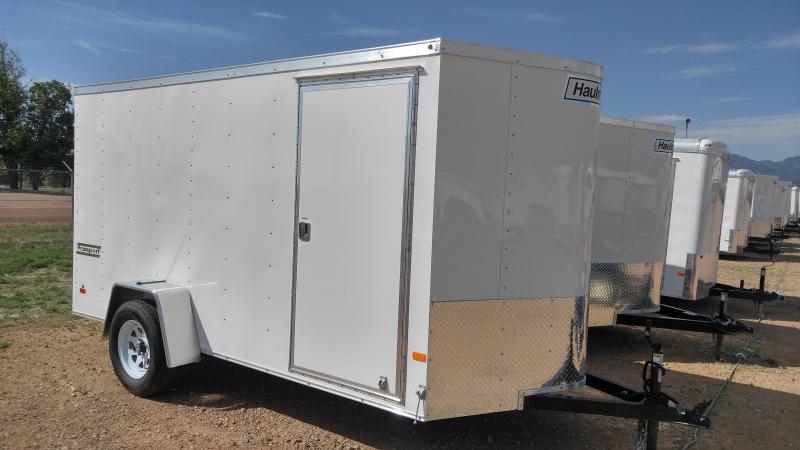 2017 Haulmark 10X6 Enclosed Cargo Trailer