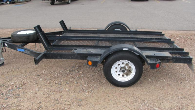 2004 Homemade MOTORCYCLE Motorcycle Trailer