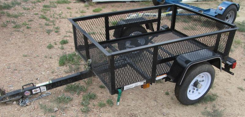 2018 Carry On 3 5 X5 Utility Trailer