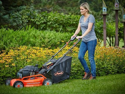 Ariens Self Propelled Walk Behind Lawn Mower with BBC