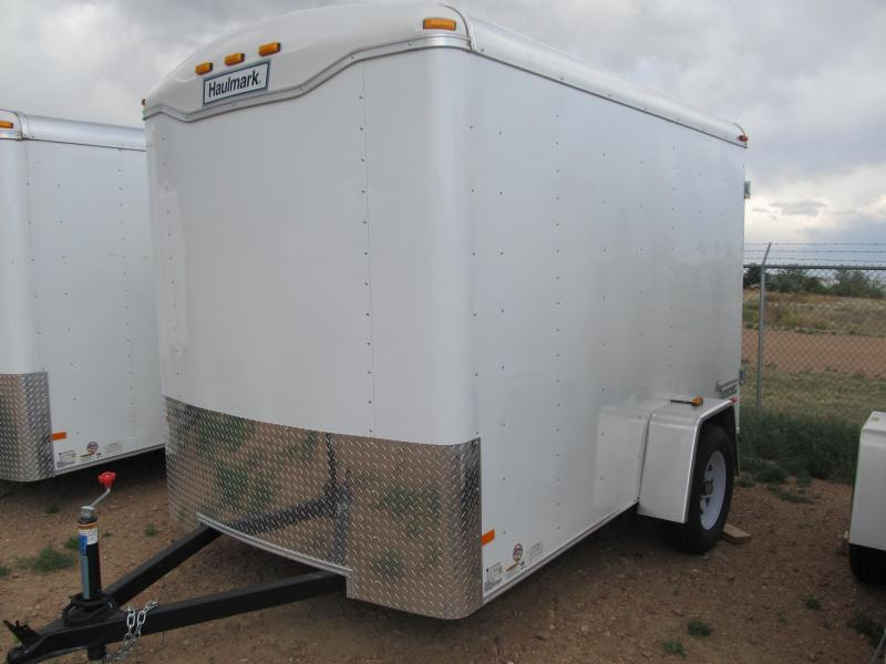 2017 Haulmark Passport 6' X 12' Enclosed Cargo Trailer