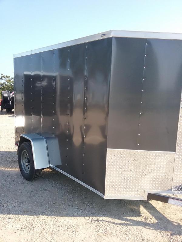 2017 Lark CT5X10SA Enclosed Cargo Trailer