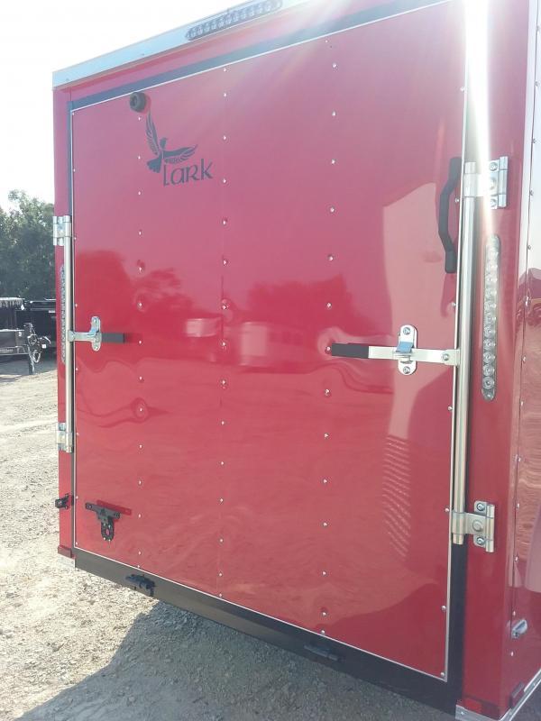 2017 Lark CT6X12SA Enclosed Cargo Trailer
